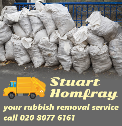 Rubbish collection rates for Highams Park